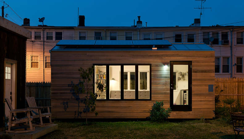 minim homes award winning micro homes