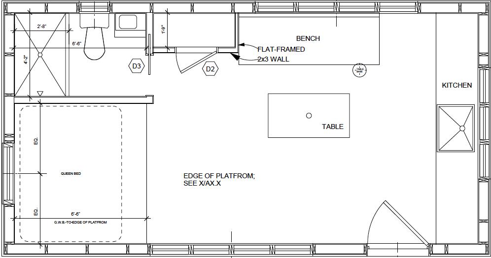 Build a Tiny House Buy Mimim House Plans